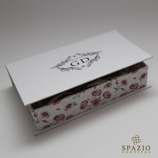 Caixa Arezzo - Floral