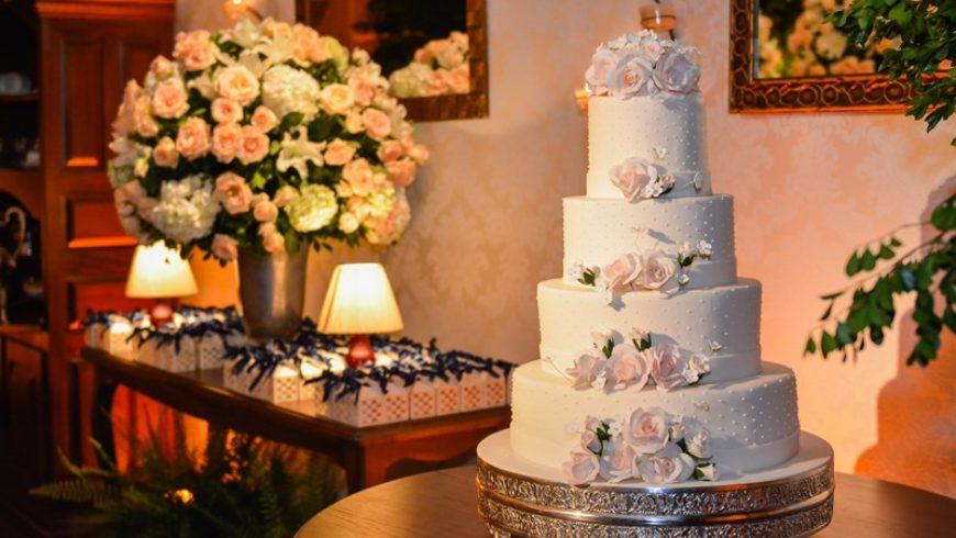 Bolos para Casamento, como escolher?