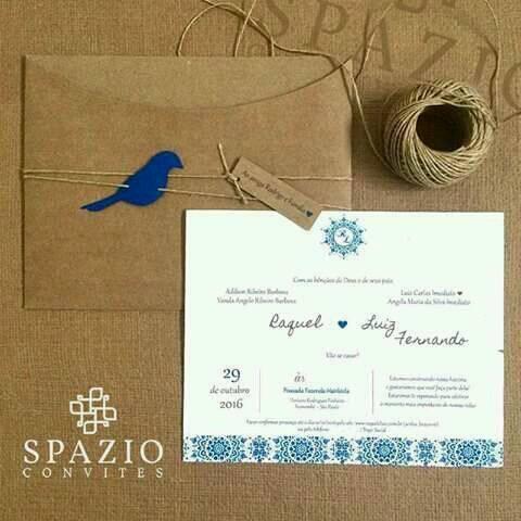Convites de Casamento em Guarujá