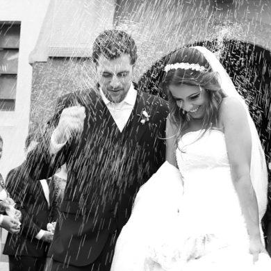 Tradição, Chuva de arroz no casamento!