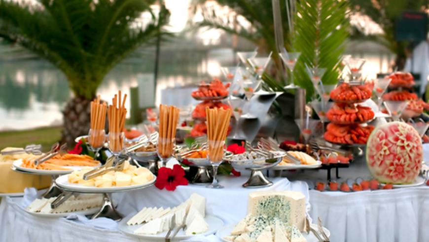 Como escolher o buffet para casamento