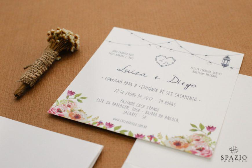 O Que Escrever No Convite De Casamento Spazio Convites