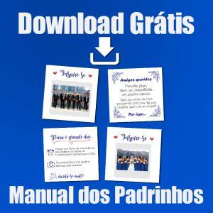 Manual dos Padrinhos Azul