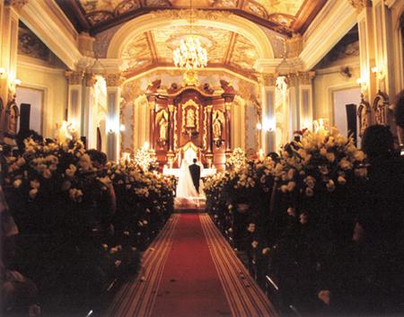 Capela da PUC – São Paulo