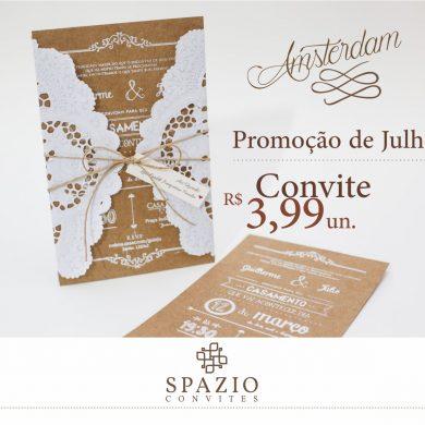 Convite de Casamento em Franca