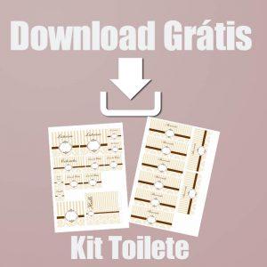 Kit Toilete