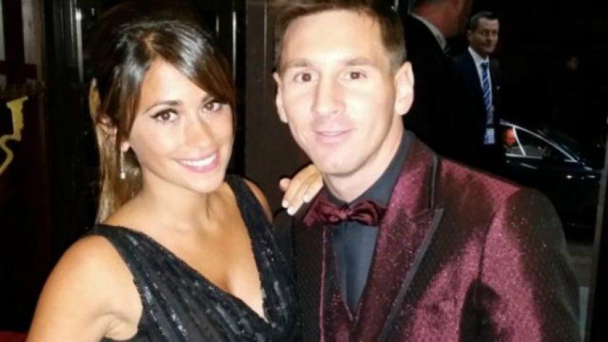 Messi corta nomes do Barcelona da lista do seu casamento