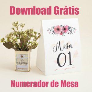 Numerador de Mesa para Download