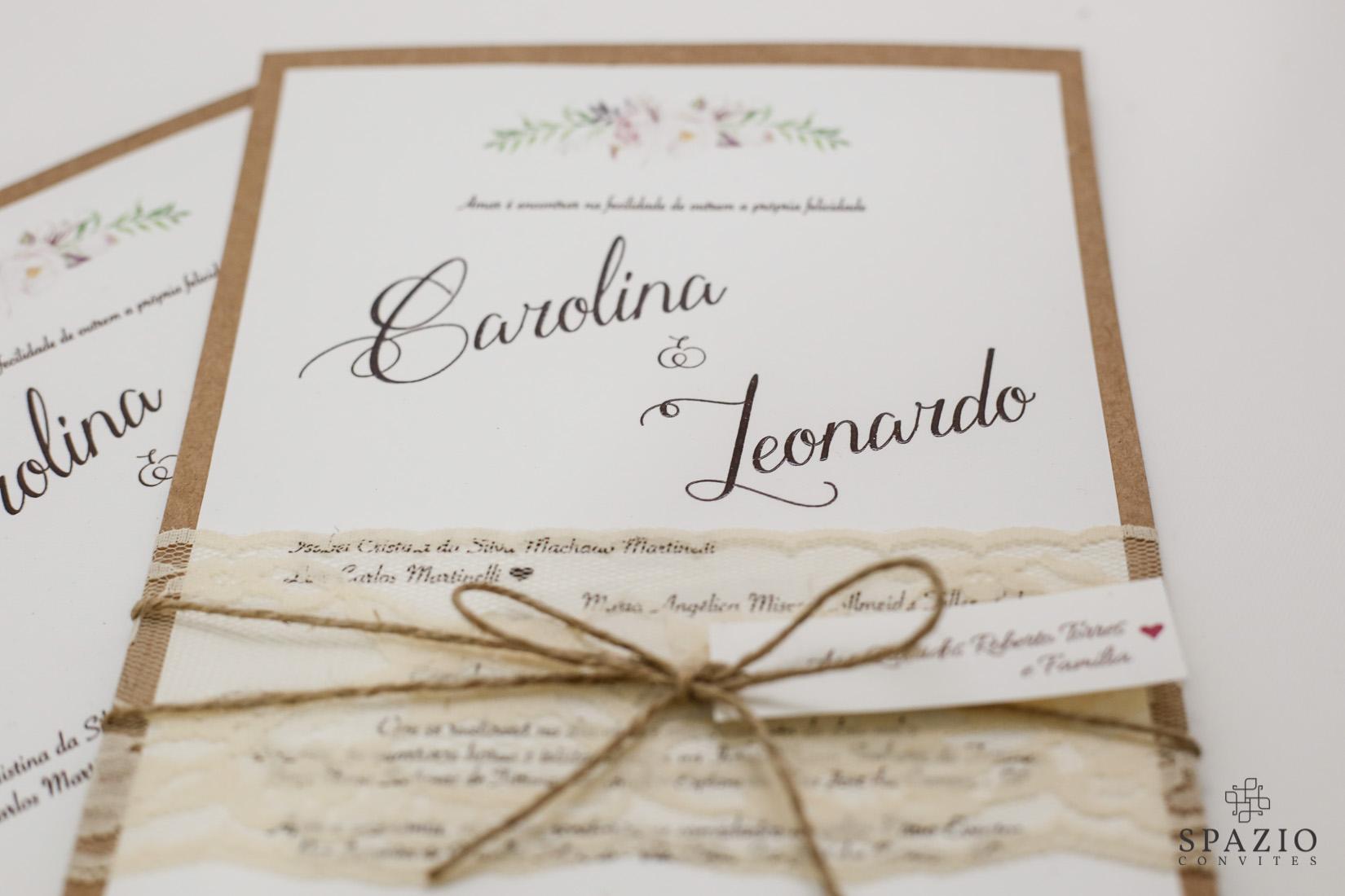 Convite de Casamento Lilás - Fotos e Imagens | Casamento