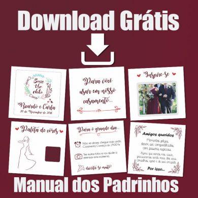 Manual dos Padrinhos Download