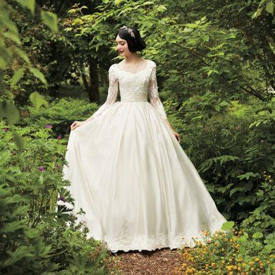 Disney cria vestidos para casamentos