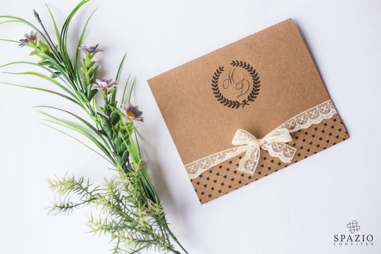 Convites de casamento em Araçatuba