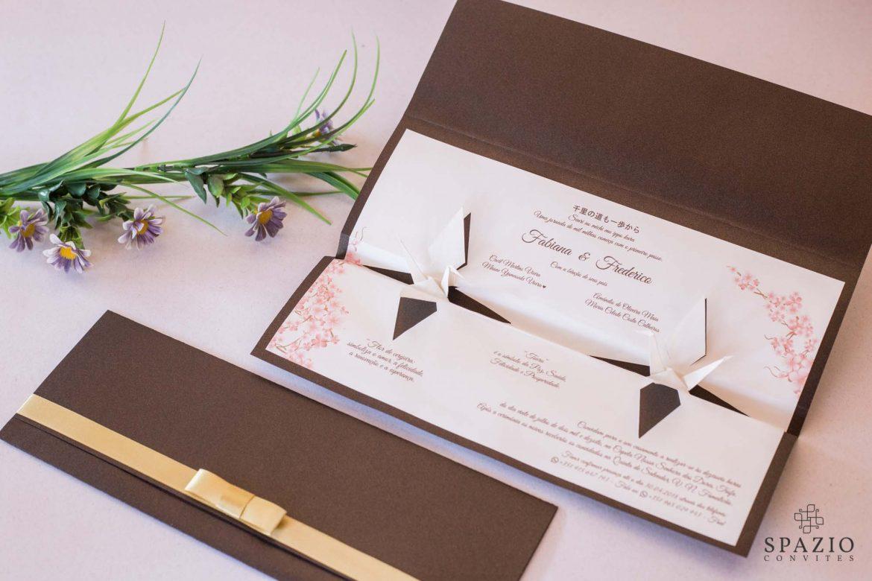 Convites de Casamento em Pinheiros