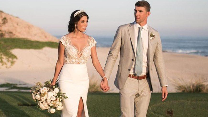 Casamento de Michael Phelps