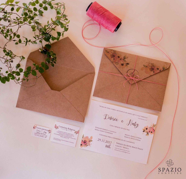 Convite de Casamento São João de Meriti