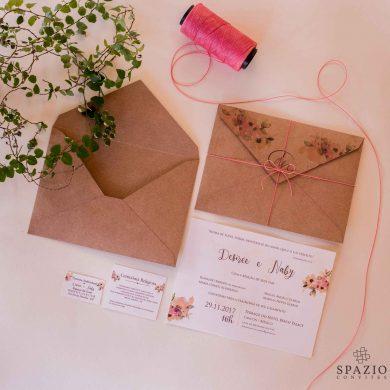 Convite de Casamento Moema