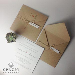 Arquivos Convite Kraft Convites De Casamento Em São Paulo Spazio