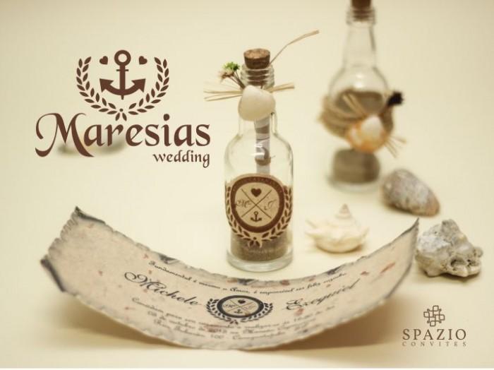 Convite de Casamento em Petrópolis