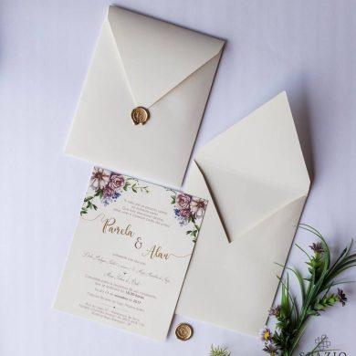 Convite de Casamento na Bahia